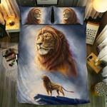 Lion Collection #0905113D Customize Bedding Set/ Duvet Cover Set/  Bedroom Set/ Bedlinen , Comforter Set
