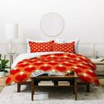 Caroline Okun Love Saves Duvet Cover , Comforter Set