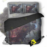 Beyond Good And Evil 2 Spaceship Cyberpunk 2G 3D Customized Bedding Sets Duvet Cover Set Bedset Bedroom Set Bedlinen , Comforter Set