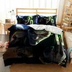 Bedding 3D Game Batman Printed Bedding Sets Duvet Cover Set EXR4858 , Comforter Set