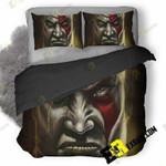 Kratos Artworks 1Z 3D Customized Bedding Sets Duvet Cover Set Bedset Bedroom Set Bedlinen , Comforter Set