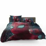 Bedding Set Fantastic Four Spider-Man Marvel EXR4970 , Comforter Set