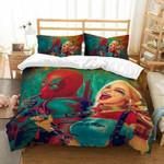 3D Customize Deadpool Bedding Set Duvet Cover Set Bedroom Set Bedlinen EXR1325 , Comforter Set