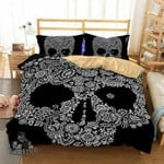3D Art Pattern Skull Printed 15 Bedding Sets Duvet Cover Set EXR191 , Comforter Set