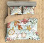 3D Customize Ocean Bedding Set Duvet Cover Set Bedroom Set Bedlinen 10 , Comforter Set