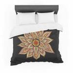 """Pom Graphic Design """"Incandescent Flower"""" Cotton3D Customize Bedding Set/ Duvet Cover Set/  Bedroom Set/ Bedlinen , Comforter Set"""