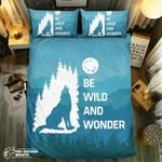 Wolf Collection #0913303D Customize Bedding Set/ Duvet Cover Set/  Bedroom Set/ Bedlinen , Comforter Set