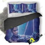 Shuri In Avengers Infinity War 8K Poster 09 3D Customize Bedding Sets Duvet Cover Bedroom set Bedset Bedlinen , Comforter Set