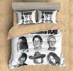 3D Customize The Walking Dead Bedding Set Duvet Cover Set Bedroom Set Bedlinen 7 , Comforter Set