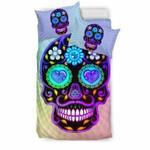 Sugarkull Lover  for Lovers ofugarkulls3D Customize Bedding Set/ Duvet Cover Set/  Bedroom Set/ Bedlinen , Comforter Set