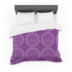 "Nicole Ketchum ""Moroccan Purple"" Cotton3D Customize Bedding Set Duvet Cover SetBedroom Set Bedlinen , Comforter Set"