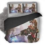 Overwatch Widowmaker #5 3D Personalized Customized Bedding Sets Duvet Cover Bedroom Sets Bedset Bedlinen , Comforter Set