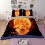3D blackkull death'sheadet 3D Customize Bedding Set Duvet Cover SetBedroom Set Bedlinen , Comforter Set