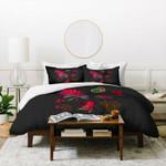 Holli Zollinger DESERT BOTANICAL INDIAN PAINTBRUSH Duvet Cover , Comforter Set