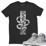 Snake T-Shirt  Air Jordan 1 Tokyo  Holiday Christmas Gifts