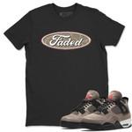 Air Jordan 4 Taupe Haze Sneaker Shirts And Sneaker Matching