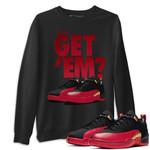 Air Jordan 12 Low Super Bowl Sneaker Shirts And Sneaker