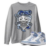 Air Jordan 1 Hyper Royal Sneaker Shirts And Sneaker Matching