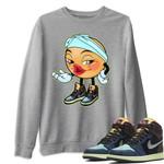 Air Jordan 1 Bio Hack Sneaker Shirts And Sneaker Matching