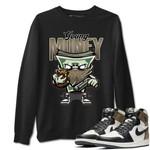 Air Jordan 1 Retro High OG Dark Mocha Sneaker Shirts And