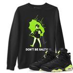 Air Jordan 6 Electric Green Sneaker Shirts And Sneaker