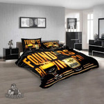 Beer Brand Founders 2N 3D Customized Personalized  Bedding Sets