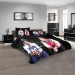 Famous Rapper Spice 1 n 3D Customized Personalized  Bedding Sets