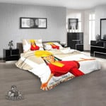 Netflix Movie The Emperor's New Groove v 3D Customized Personalized  Bedding Sets