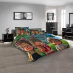 Cartoon Movies Monchhichis N 3D Customized Personalized Bedding Sets Bedding Sets