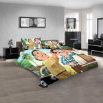 Cartoon Movies The Karate Kid N 3D Customized Personalized  Bedding Sets