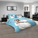 Famous Rapper Mac Miller d 3D Customized Personalized  Bedding Sets