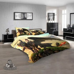 Cartoon Movies DreamWorks Dragons v 3D Customized Personalized Bedding Sets Bedding Sets