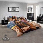 Famous Rapper IAMDDB v 3D Customized Personalized Bedding Sets Bedding Sets