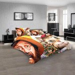 Movie Pettersson and Findus 2 n 3D Customized Personalized  Bedding Sets