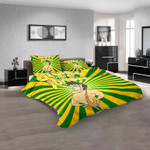 Cartoon Movies Georgef the Jungle D 3D Customized Personalized Bedding Sets Bedding Sets