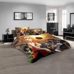 Cartoon Movies Avatar The Last Airbender V 3D Customized Personalized  Bedding Sets