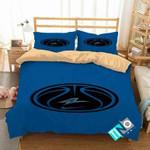 NCAA UNC Asheville Bulldogs 1 Logo D 3D Personalized Customized Bedding Sets Duvet Cover Bedroom Set Bedset Bedlinen