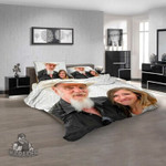 Famous Person Asleep at the Wheel v 3D Customized Personalized  Bedding Sets