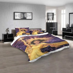 Tarot Card Queen of Wands (3) 3D Customized Personalized  Bedding Sets