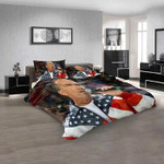 Famous Person Lee Greenwood n 3D Customized Personalized  Bedding Sets