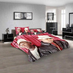 Famous Rapper EPMD n 3D Customized Personalized Bedding Sets Bedding Sets