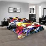 Anime Fullmetal Alchemist v 3D Customized Personalized  Bedding Sets