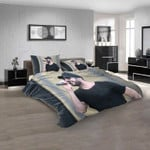 Famous Person Sam Hunt n 3D Customized Personalized  Bedding Sets