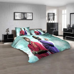 Famous Rapper Three 6 Mafia n 3D Customized Personalized  Bedding Sets