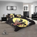 Cartoon Movies The Adventuresf Tintin n 3D Customized Personalized  Bedding Sets