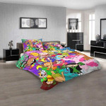 Cartoon Movies Classf 3000 V 3D Customized Personalized Bedding Sets Bedding Sets