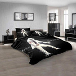 Musical Artists '80s Michael Jackson1V 3D Customized Personalized  Bedding Sets