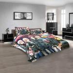 Anime Shokugeki no Souma n 3D Customized Personalized Bedding Sets Bedding Sets