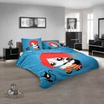 Cartoon Movies Ruby Gloom V 3D Customized Personalized  Bedding Sets
