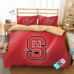 NCAA North Carolina Central Eagles 1 Logo N 3D Personalized Customized Bedding Sets Duvet Cover Bedroom Set Bedset Bedlinen